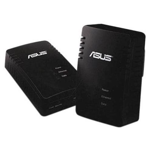 Asus PL-X32 200MBPS EUP Ready Twin Pack Powerline Adapters