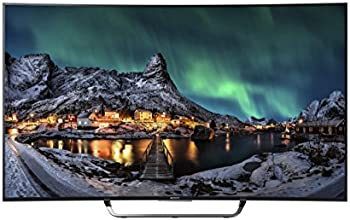 Sony 65S8005C 3D Curved screen 4K 65-inch Ultra HD TV (Android TV, 4K Processor, 4K X-Reality Pro, Motionflow XR 800 Hz, Wi-Fi and NFC) - Black