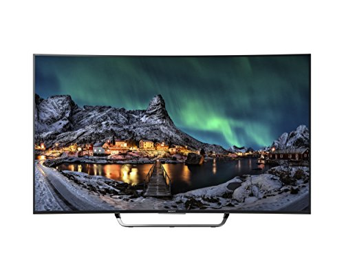 Sony S8005C Series 55 inch 4k Ultra HD, 3D Curved screen with Android - Black