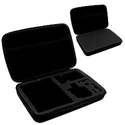 Robustrion GoPro Carrying Case/Bag for Gopro Hero4 3 2 1/Hero4 Black/Hero 4 Silver/Hero/Hero3/Hero3+/Hero2 (13