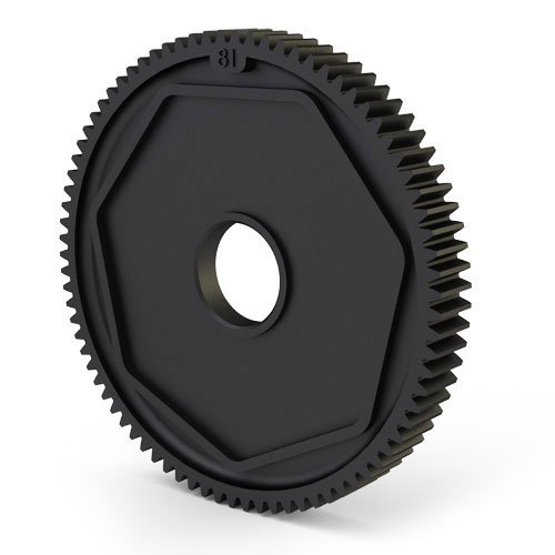 Atomik 81T Spur Gear for Venom Gambler RC Truck - 1