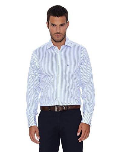 Pedro del Hierro Camisa Non Iron Azul Marino