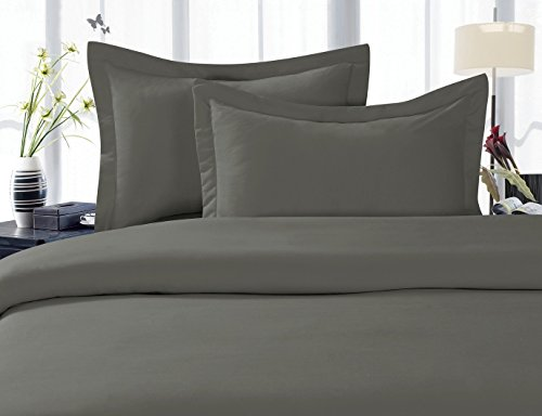Review Elegant Comfort 4-Piece 1500 Thread Count Egyptian Quality Bed Sheet Sets with Deep Pockets, ...