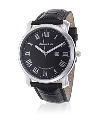 Boudier&Cie Reloj de cuarzo BC15SA2  39 mm