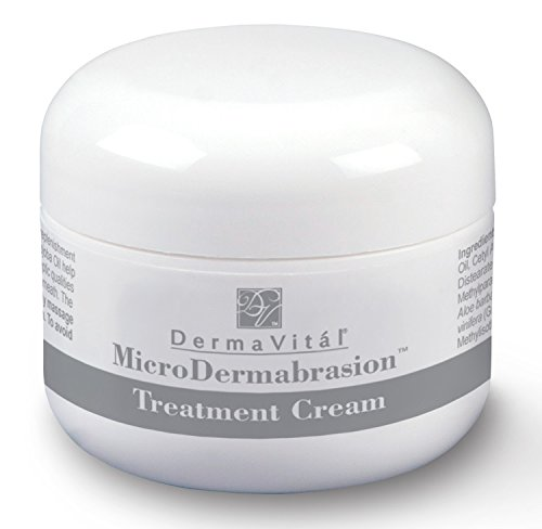 DermaVital Microdermabrasion Cream - Exfoliates Gently - By DermaWand (Dermawand Cream compare prices)
