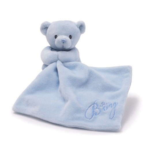"Gund It's A Boy Bear in Box 5"" Plush - 1"