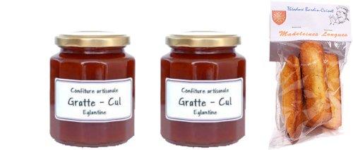 french rosehip jam (hip) BERNARD LE GULVOUT -