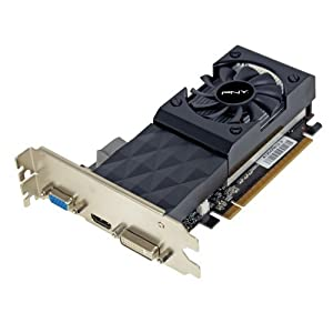 PNY NVIDIA GeForce GT 630 2GB GDDR3 VGA/DVI/HDMI PCI-Express Video Card VCGGT6302XPB