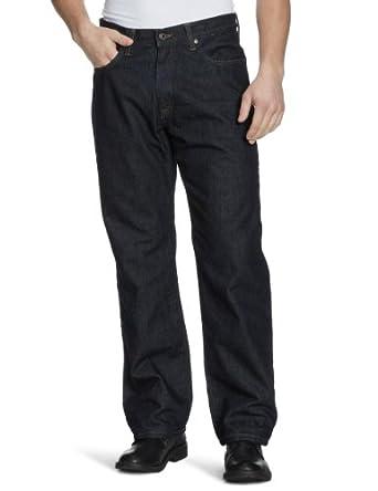 Eddie Bauer Herren Jeans 14107323, Gr. 30/34, Blau (rinsed)