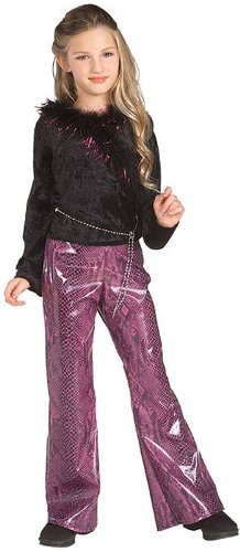 Girls Rock Star Diva Costume