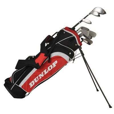 Dunlop Tour TP11 Golf Set R/H -