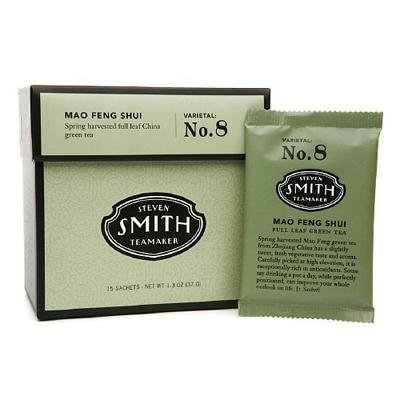 Smith Teamaker Green Tea - Mao Feng Shui - 15 Bags