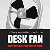 Desk Top Safe Fan