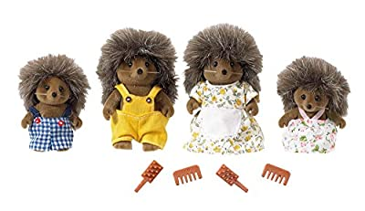 Calico Critters Pickleweeds Hedgehog Family from Calico Critters