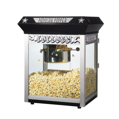 Paducah 8 Ounce Bar Style Antique Popcorn Machine from Great Northern Popcorn