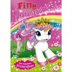 Schauen Sie sich Kundenbewertung für Filly Unicorn Sammelalbum