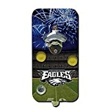 NFL Philadelphia Eagles Clink-N-Drink Magnetic Bottle Opener