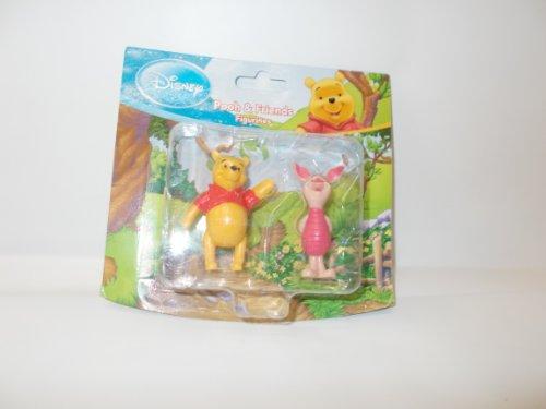 Disney Pooh & Friends Pooh, Piglet Figure Set - 1