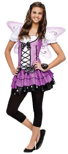 Teen Lilac Fairy Costume