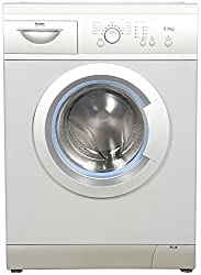 Haier HW55-1010ME Fully-automatic Front-loading Washing Machine (5.5 Kg, Silver)