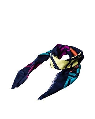Lancaster Foulard Geométrico Multicolore