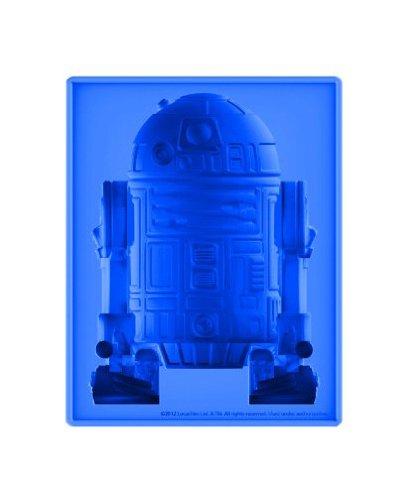 スター・ウォーズ シリコンアイストレー R2-D2 DX (キャラクター雑貨)