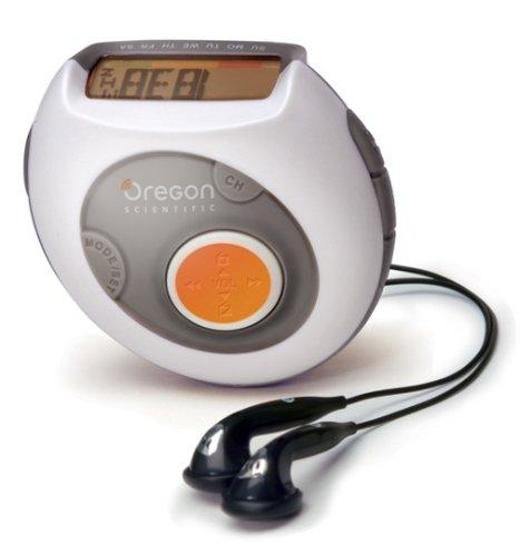 Cheap Oregon Scientific PE829 Talking Pedometer with FM Radio (HPE8271110813001)