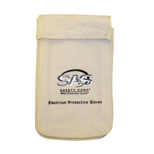 Sas Safety 6465 Protective Canvas Glove Bag