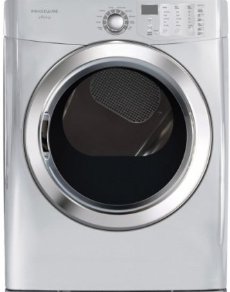 Frigidaire Fasg7073Na: Frigidaire Affinity 7.0 Cu. Ft. Gas Dryer Featuring Ready Steam