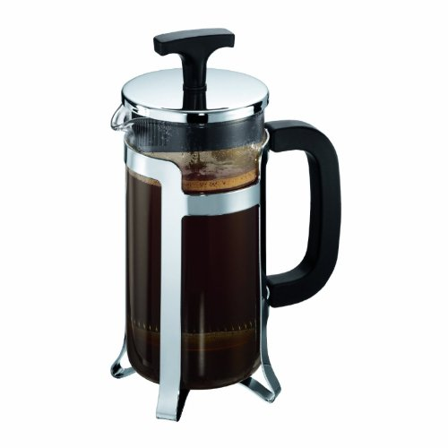 Bodum Jesper French Press Coffee Maker, 3 cup, 0.35 l, 12 oz