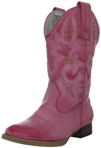 Volatile Grit 2 Pull-On Boot (Toddler/Little Kid/Big Kid),Pink,3 B Us Little Kid front-453179