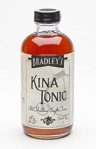 Bradley's Kina Tonic Syrup