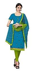 Surbhi Fashion-SDVI-ELIFA11138-Designer Semi Stitched Dress Material