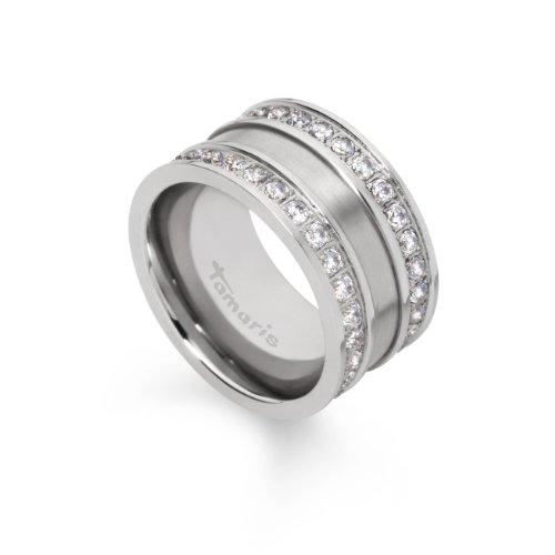 Tamaris A0211001 Ring ADELE Edelstahl