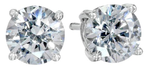platinum-plated-sterling-silver-round-cut-swarovski-zirconia-stud-earrings-2-cttw