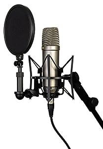 RODE NT1-A Condenser Microphone Bundle