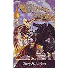 Winged Magic (Dark Horse Series) by Mary H. Herbert