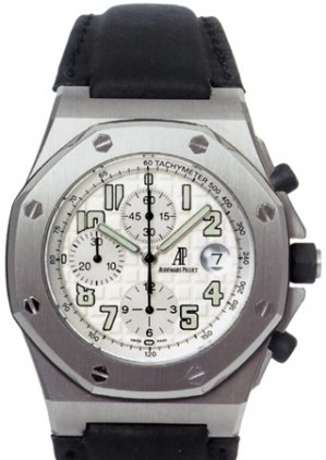 Audemars Piguet Royal Oak Offshore Automatic Chronograph Mens Watch 26020ST.OO.D001IN.02.A