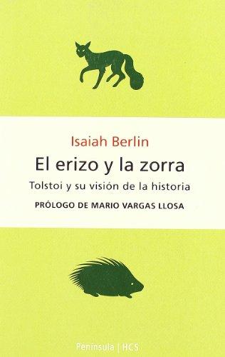 EL ERIZO Y LA ZORRA