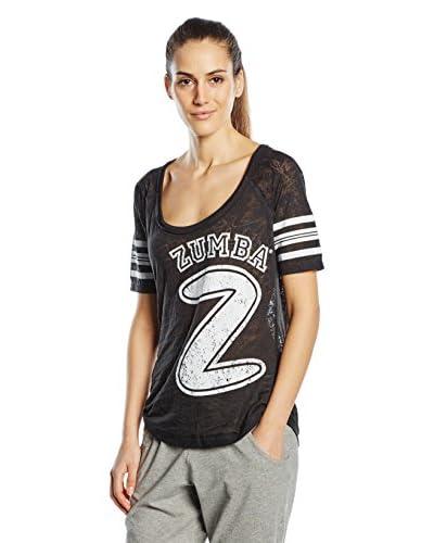 Zumba T-Shirt Manica Corta