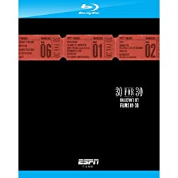 ESPN 30 for 30 Collector's Set Blu Ray [Blu-ray]