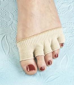 Friction Free Socks Toe Separator Socks 2 Pairs Included