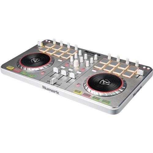 Numark Industries, LLCPORTABLE DJ CONTROLLER (MIXTRACK MK2) - (Numark Portable Dj Controller compare prices)