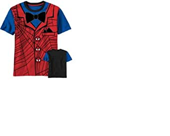 Spider-man Suit Costume T-Shirt (Little Kid's)