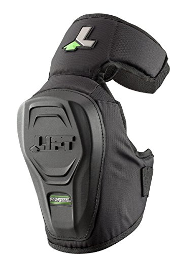 lift-safety-hardshell-pivotal-knee-guard-black-one-size