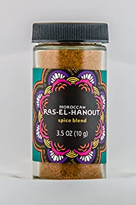 Ras-el-Hanout Spice Blend from Tara Kitchen
