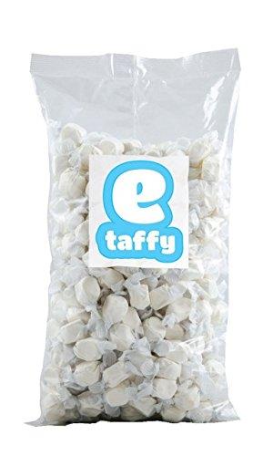 Gourmet 3lb Bag of Salt Water Taffy by eTaffy (Vanilla) (Salt Water Taffy Vanilla compare prices)