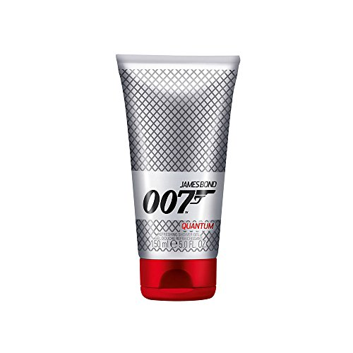 James Bond 007 Gel Doccia Quantum Rinfrescante, 150 ml