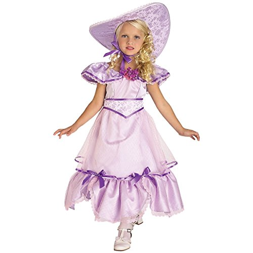 Rubie's Costume Co Southern Belle Costume, Medium, Purple