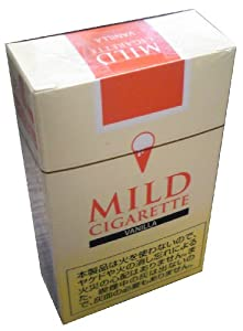 レッドスパイス 周囲の人にも無害な煙の出る電子タバコ 本体+USB充電ケーブル+カートリッジ×11 バニラ味 CB-G207VA
